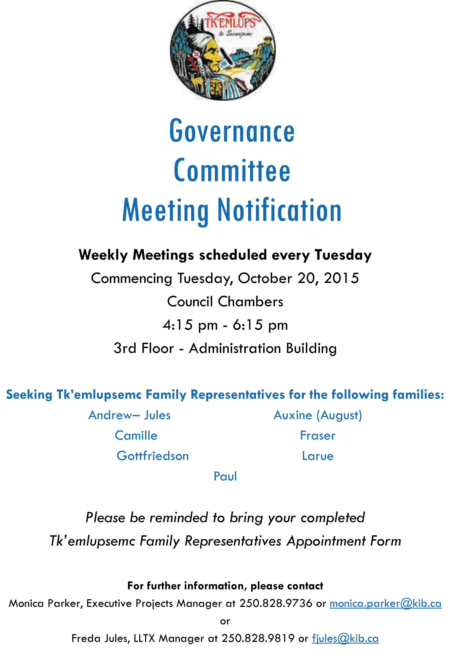 Governance-Committee-Meeting-Notification