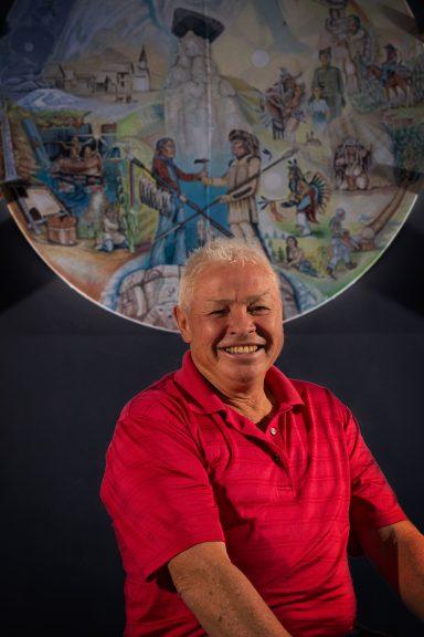 Councillor Sonny Leonard