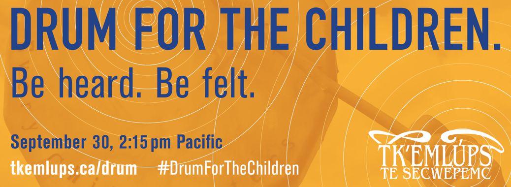 Drum for the Children